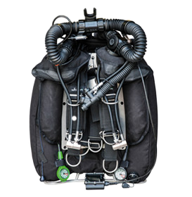 JJ Rebreather Packages