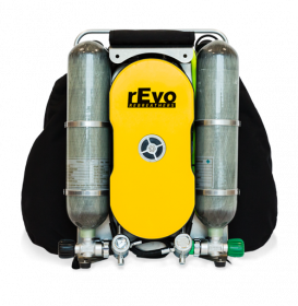 rEvo X Light Travel Rebreather Package