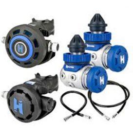 DIR Double valve regulators pack