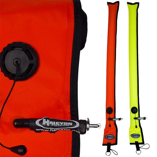 Diver alert marker halcyon diver alert markers - Halcyon dive gear ...