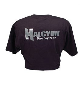 Halcyon Black T-shirt