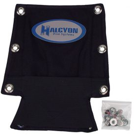 Halcyon Standard Storage Pak for Backplate