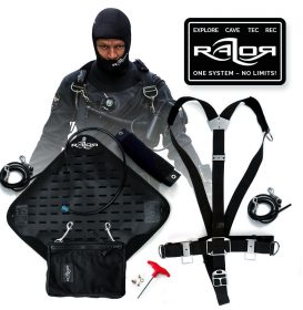 sidemount dive systems