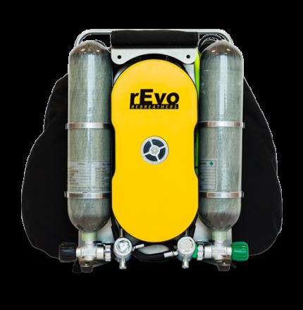 rEvo X Light Travel Rebreather Package